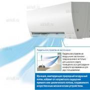 Инверторная сплит-система Mitsubishi Electric MSZ-FH25VA/MUZ-FH25VA