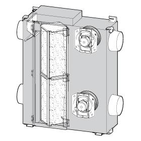Вентустановка Lossnay LGH-50RSDC-E