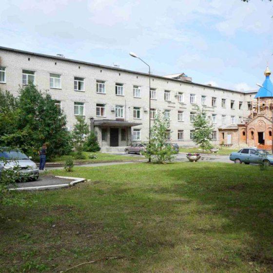 Радиологический корпус ГБУ Курганский областной онкологический диспансер