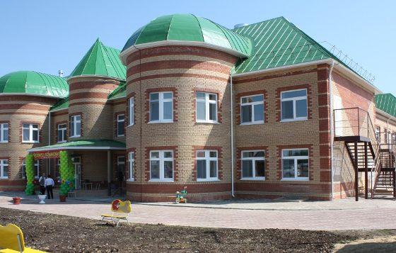 Детский сад, пгт.Междуреченский